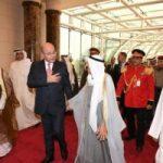 صالح يتوجه إلى دولة الإمارات العربية