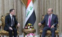 صالح يتلقى دعوة رسمية لزيارة أنقرة