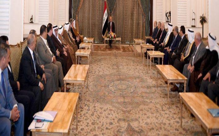 صالح:سهل نينوى يمثل عراقا مصغرا
