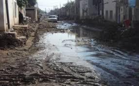 بصريون:شركة إيرانية من دمرت شوارع البصرة
