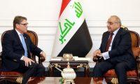 السفارة الأمريكية:زيارة بيري للعراق لدعم استقلاله الاقتصادي
