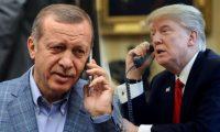 ترامب وأردوغان يؤكدان على التنسيق في سوريا