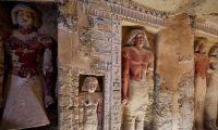 الآثار المصرية تعلن عن أكتشاف مقبرة فرعونية جديدة