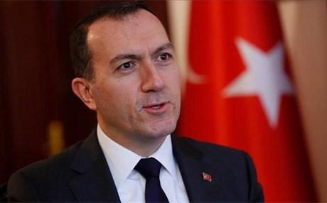 يلدز:تركيا عازمة على محاربة الـpkk في شمال العراق