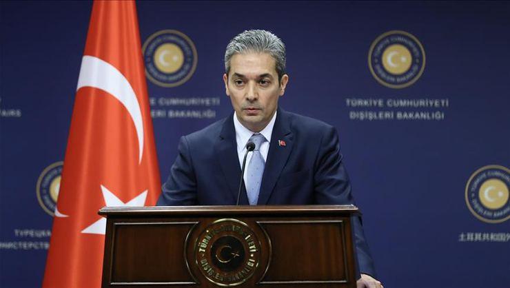 تركيا:المادة 7 من الدستور العراقي تلزم بمنع استخدام أراضيه لشن هجمات ضد دول الجوار
