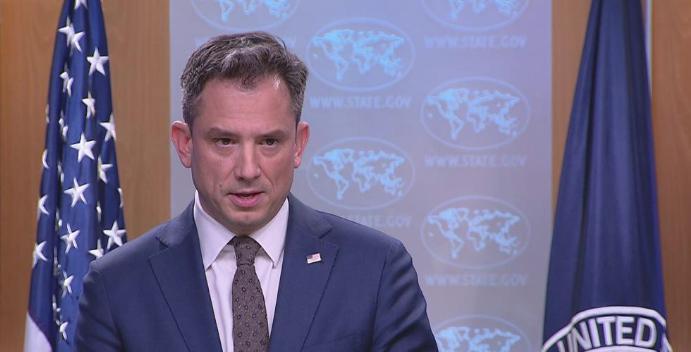 الخارجية الأمريكية:نزع السلاح النووي الكوري الشمالي مقابل رفع العقوبات الاقتصادية