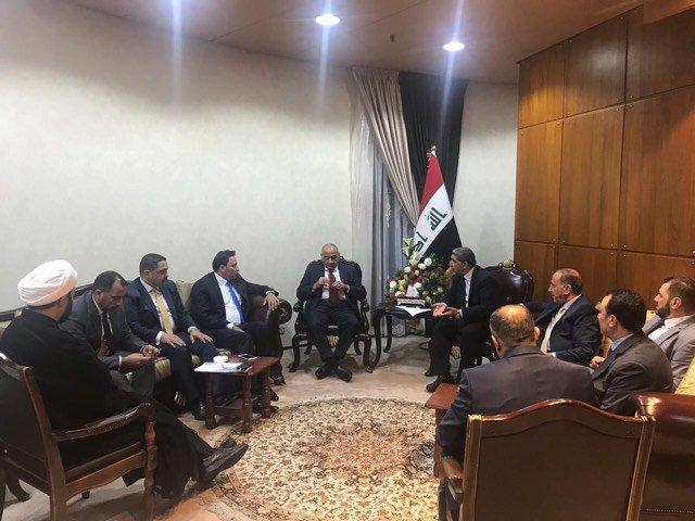 مصدر نيابي:فشل اجتماع عبد المهدي مع الكتل السياسية لتمرير كابينته