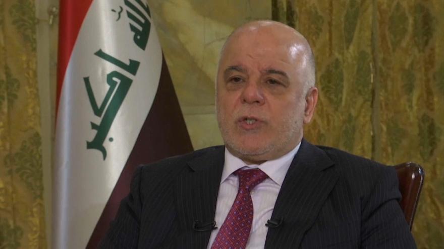 """اخبارالشارع العراقي 2018_لعبادي:الفياض """"مرشح الحكومة"""
