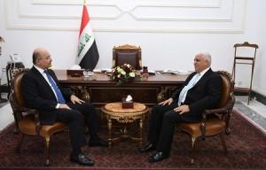 صالح يؤكد على تعزيز وحدة الصف الوطني