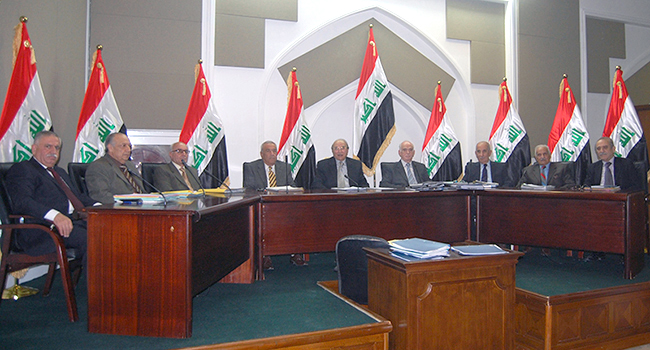 المحكمة الاتحادية تسأل الشعب العراقي ..ما هو المنصب السيادي؟!!