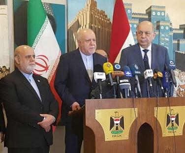 وزير النفط الإيراني:صادرتنا مستمرة للعراق ولن نلتزم بالعقوبات الأمريكية