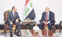 """حكومة الإقليم """"سعيدة""""بمقترح  عبد المهدي بدفع 453 مليار دينار إليها شهرياً"""