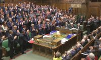 مجلس العموم البريطاني يصوت على الخروج من البريكست