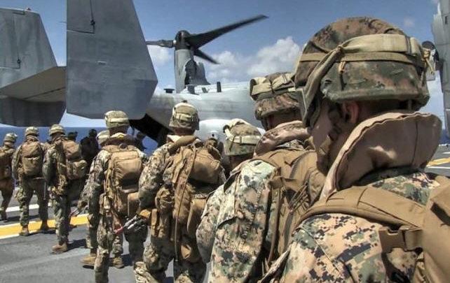 شبكة أخبار العراق تنشر نص مسودة قانون إخراج القوات الأمريكية من العراق
