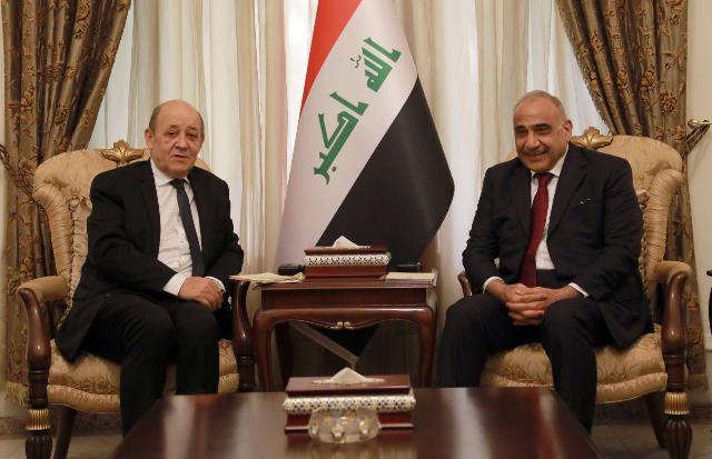 اخبار الشارع العراقي 2019_لورديان:ماكرون سيزور