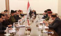 المجلس الوزاري للأمن الوطني يُبشر العراقيين بأنشاء سور الكتروني مع سوريا