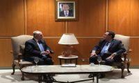 وزير الخارجية يصل بيروت للمشاركة في القمة الاقتصادية