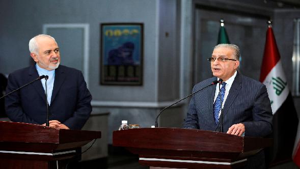 الخارجية النيابية:الحكومة العراقية عرضت كل مشاريع البلاد لإيران!!