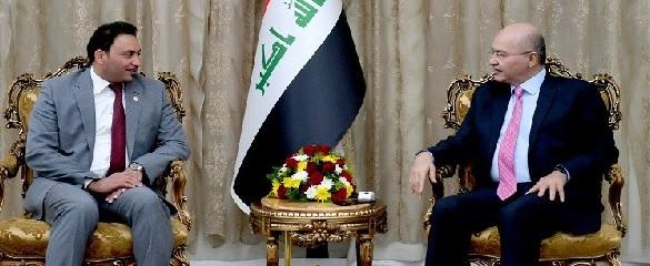 اخبار الشارع العراقي 2019_الكعبي:اتفقت صالح