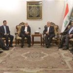 """ظريف: العامري """"سارية العلم الإيراني في العراق وفوهة بندقيته"""""""