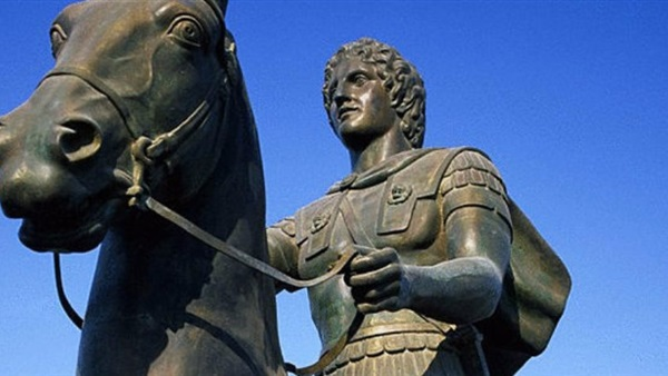 اكتشاف نظرية جديدة لسبب وفاة الإسكندر المقدوني