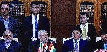 ظريف:أمن الإقليم من أمن إيران