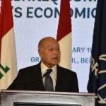 أبو الغيط:نصف عدد نازحي العالم  من وطننا العربي