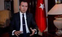 """السفير التركي:أزمة المياه في العراق """"فرصة للتعاون"""""""