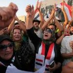 العراقي يبتسم دموعا