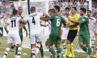 غدا..المواجهة بين المنتخبين العراقي والإيراني بعقول أوروبية