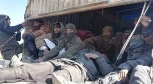 """رويترز:قوات """"قسد""""ستسلم العراق 502 داعشيا"""