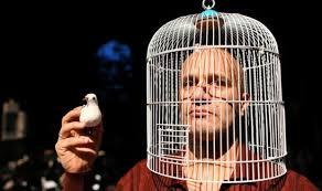 """مسرحية """"نعم غودو"""" صورة لحالة العنف في العراق"""
