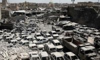 رويترز: تجارة الخردة في المناطق المحررة تحت سيطرة مليشيات الحشد