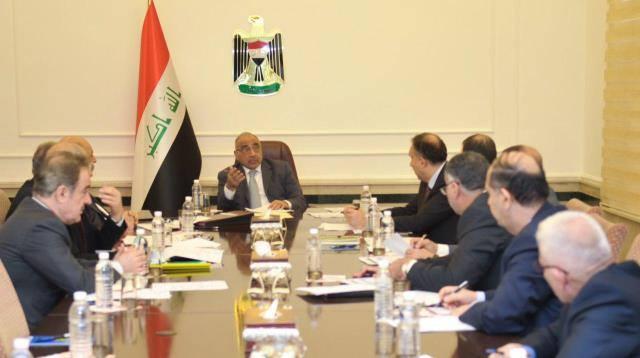 """عبد المهدي """"يدعو"""" إلى زيادة إنتاج الطاقة الكهربائية"""