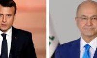 الرئاسة الفرنسية:ماكرون سيستقبل صالح يوم 26 من الشهر الجاري