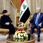 النرويج تؤكد على مساهمتها في إعمار العراق