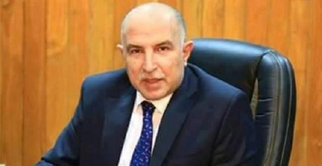 توجه نيابي لإقالة العاكوب بتهمة الفساد