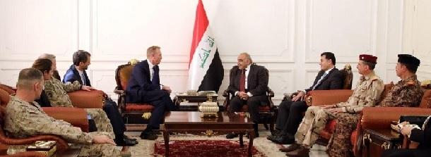 عبد المهدي لشناهان:قرارنا عراقي وليس إيراني