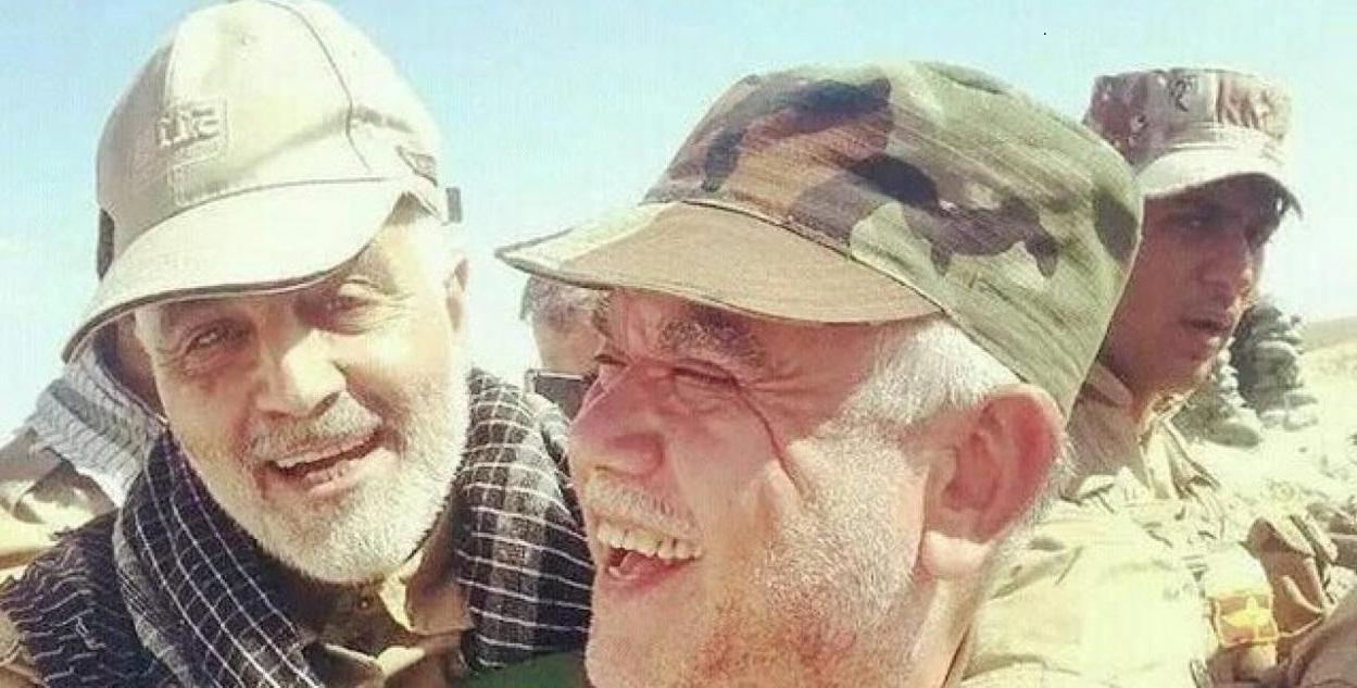 أول انشقاق في منظمة بدر..قيادة بدر الحالية قتلت الشعب العراقي وهم مجموعة من الخونة