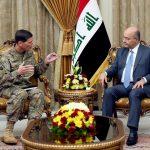 صالح:القضاء على الإرهاب يتطلب التزاماً دولياً