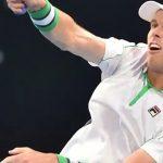 كويري يتقدم في بطولة نيويورك المفتوحة للتنس