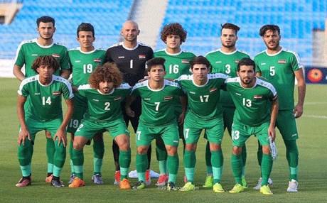 عدم إمكانية ضم اللأعبين المغتربين للفريق الأولمبي العراقي