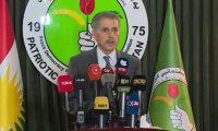 الاتحاد الوطني:مفاوضات جديدة مع حزب بارزاني