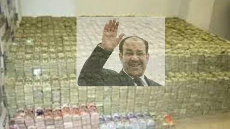 """مكتب المالكي يرد على صحيفة أمريكية :الحاج أبو إسراء لم """"يسرق"""""""