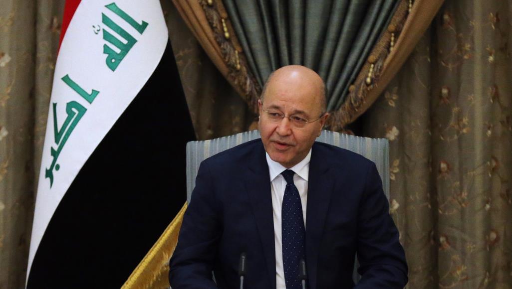 اخبار الشارع العراقي 2019_صالح ترامب: