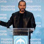 بوكيلي يفوز برئاسة السلفادور