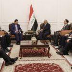 عبد المهدي لمسؤول إيراني:نحن جنودكم في العراق لن نلتزم بالعقوبات الأمريكية
