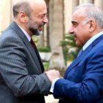 عبد المهدي والرزاز يلتقيان في طربيل لتوقيع الاتفاقية العراقية الأردنية