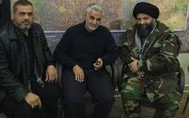 مليشيا الخراساني:سنقاضي أمن الحشد بإغلاق الجناح السياسي لحزبنا