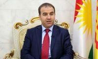 """حزب بارزاني يرشح """"هوارمي"""" لمنصب النائب الأول لرئاسة برلمان كردستان"""